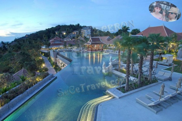 SeCeTravel-15-Amatara Wellness Resort-Swimming Pool