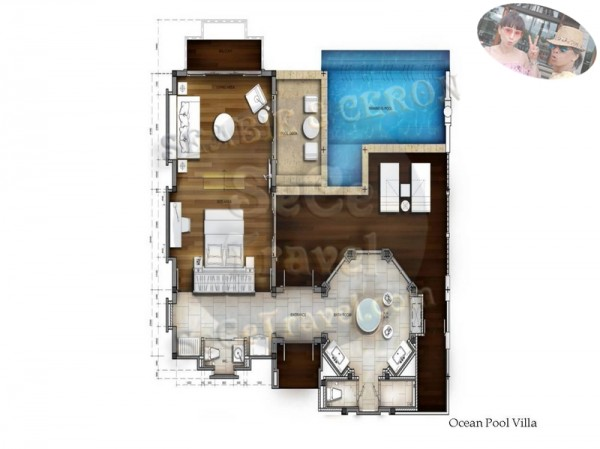 SeCeTravel-29-Amatara - Ocean Pool Villa-floor plan