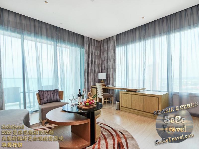 SeCeTravel-PATTAYA-MOVENPICK SIAM HOTEL-PRICE-EXECUTIVE SUTE SEA VIEW3