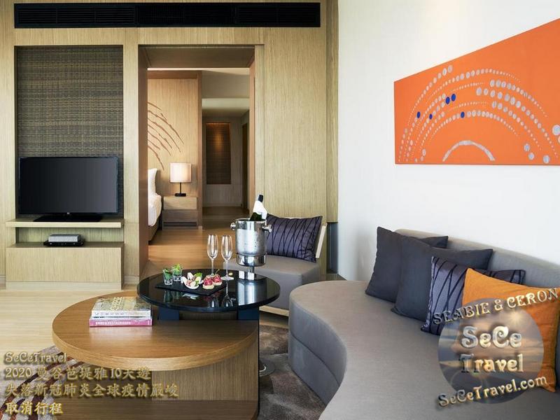 SeCeTravel-PATTAYA-MOVENPICK SIAM HOTEL-PRICE-EXECUTIVE SUTE SEA VIEW5