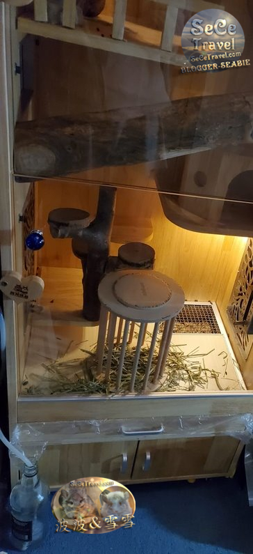 SeCeTravel-波波到家2個半月-櫃籠加裝空調-20201014-空調排水